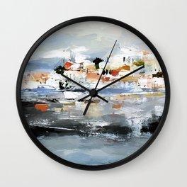 Mediterran Wall Clock