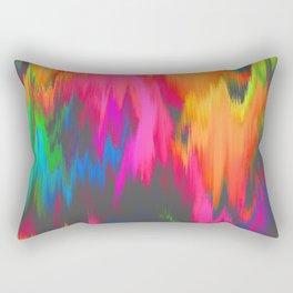 Rainbow Sweat Rectangular Pillow