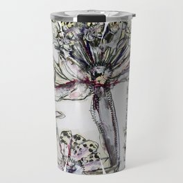 FlowerPower/brittmarks Travel Mug