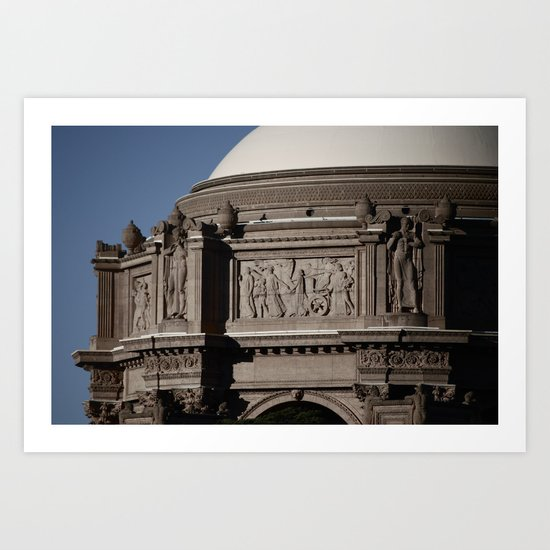 Exploratorium Art Print
