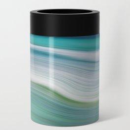 OCEAN ABSTRACT Can Cooler