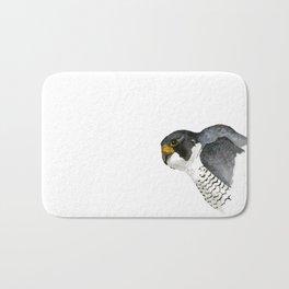 Peregrine Falcon Bath Mat