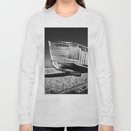 Derelict Boat Long Sleeve T-shirt