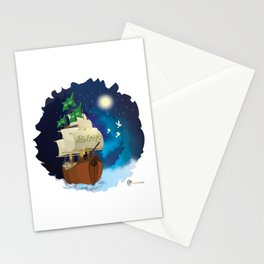 The Ark of Noah Stationery Cards