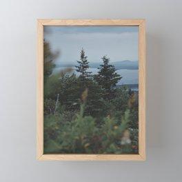 Acadia National Park Framed Mini Art Print