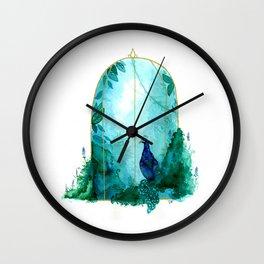 Emerald Jungle Wall Clock