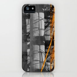 Ancient scaffold 2 iPhone Case