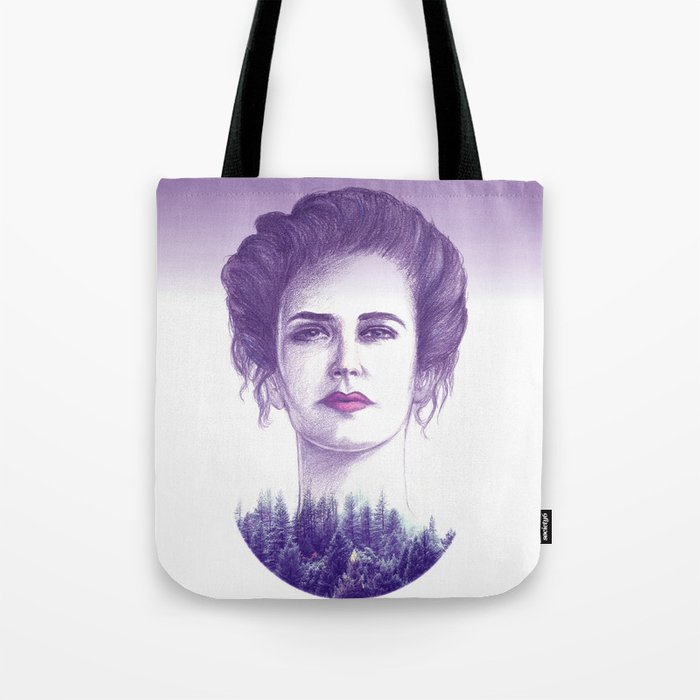 Eva Green/vanessa Tote Bag