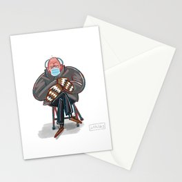 Inaugural Mittens Stationery Cards