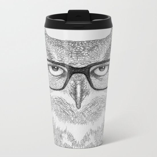 Earnest Metal Travel Mug