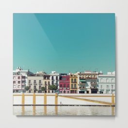 Triana, the beautiful Metal Print