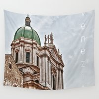 italy Wall Tapestries featuring Italy by LaiaDivolsPhotography