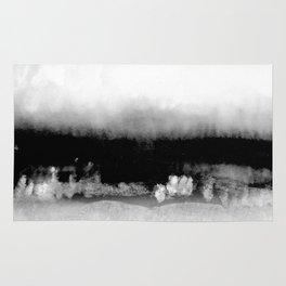 foggy view Rug