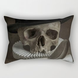 An Unknown Poet Rectangular Pillow