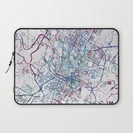 Austin map Laptop Sleeve