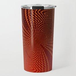 BRASS DRAGON Travel Mug