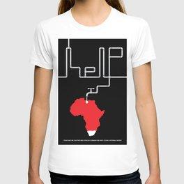 Help T-shirt