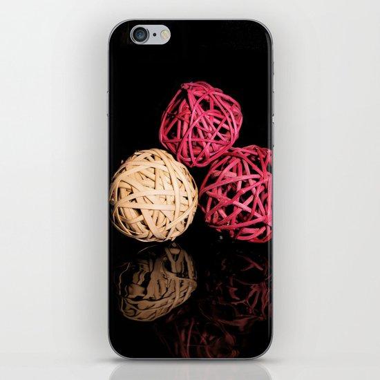 Three Spheres iPhone & iPod Skin