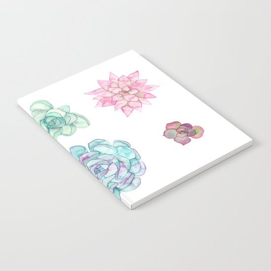 Succulents 2 Notebook