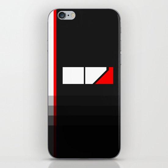 Minimal Effect iPhone & iPod Skin