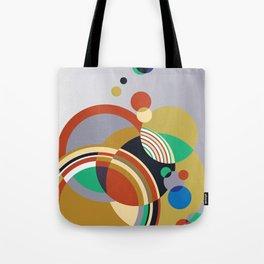 Modern Circles One Tote Bag