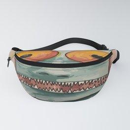 Teeth Fanny Pack