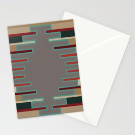 American Native Pattern No. 102 Stationery Cards