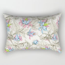 The Sea Garden - pastel Rectangular Pillow