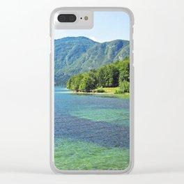 Bohinj Clear iPhone Case