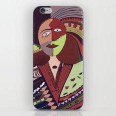 Vivid dreams iPhone & iPod Skin