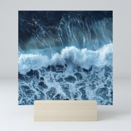 Sea Waves Mini Art Print