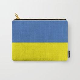 Ukrainian flag Carry-All Pouch