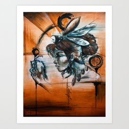 Premium Coleoptera no.1 Art Print