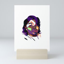 #sayhername Mini Art Print
