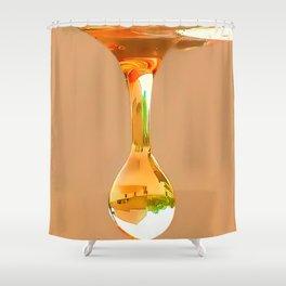 Dangling Drop Shower Curtain