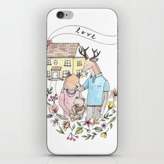New Family iPhone & iPod Skin