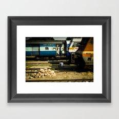 Drop Box  Framed Art Print