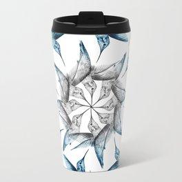 The Sweet Flower Travel Mug