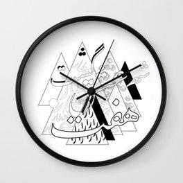 هفت شهر عشق Wall Clock