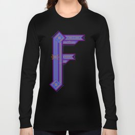 F is a fantasy Long Sleeve T-shirt