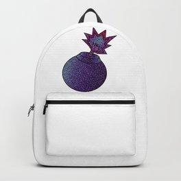 Galaxy Glitter Bomb Backpack