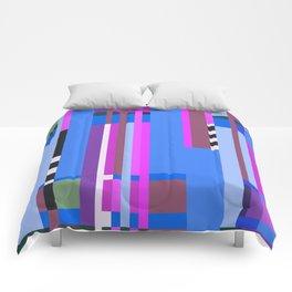Geometric design - Bauhaus inspired Comforters