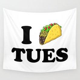 I taco tuesday Wall Tapestry