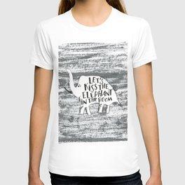 Kiss the Elephant T-shirt