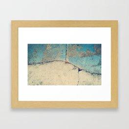 Concrete Sky Framed Art Print