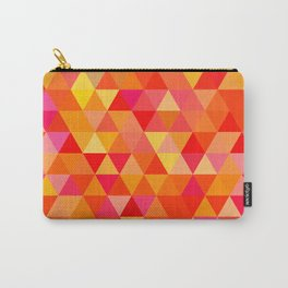 Hot triangles Carry-All Pouch