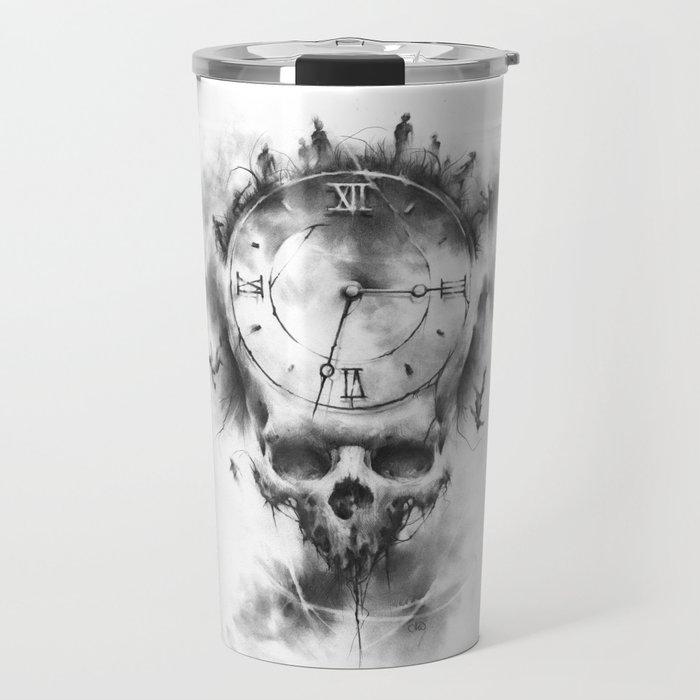 The Time Collector Travel Mug