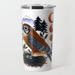 The Blue Ridge Kestrel Travel Mug