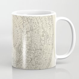 Artic Map / 1780 Coffee Mug
