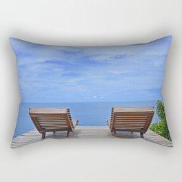 Koh Phangan Rectangular Pillow